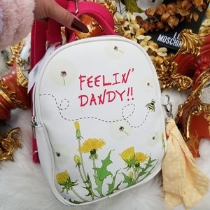 Betsey Johnson Feelin' Dandy Backpack